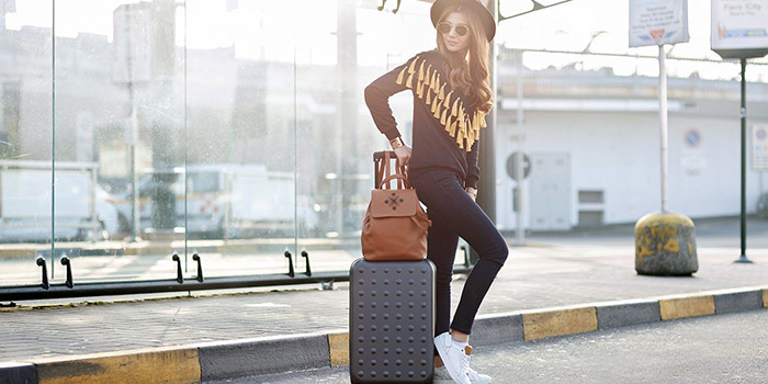 What to Wear on a Long-Haul Flight and Look Stylish